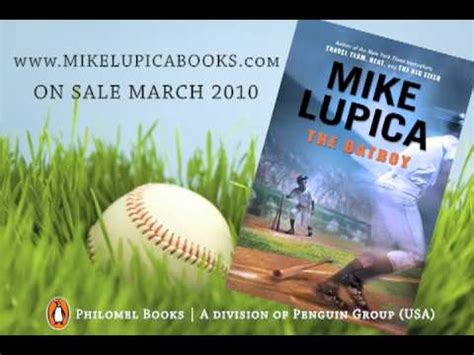 the batboy mike lupica book report the batboy by mike lupica book trailer