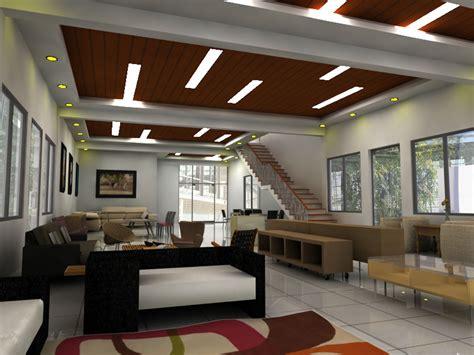 Lu Plafon Minimalis Cocok Untuk Plafon Yang Tinggi Atau Di Foit Gar 60 model plafon rumah minimalis desainrumahnya