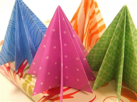 Origami Tree Tutorial - origami pine tree tutorial origami