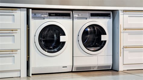 under cabinet washer dryer combo electrolux compact washer and ventless dryer first