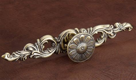 Knob Pull by Classical Cabinet Drawer Pull Handle And Knob Antique