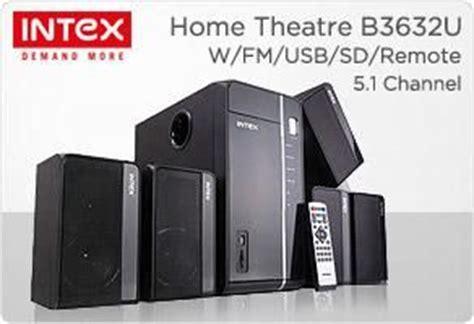 intex home theatre  price  chennai chart home