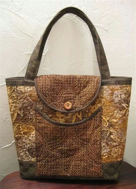 avon quilted pattern tote bag bolso con tapa quilt tc pinterest tapas and quilt