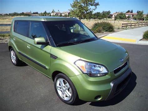 Kia Sport Hatchback Purchase Used 2010 Kia Soul Sport Hatchback 4 Door 2 0l No