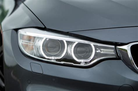 bmw m4 headlights bmw m4 review autocar
