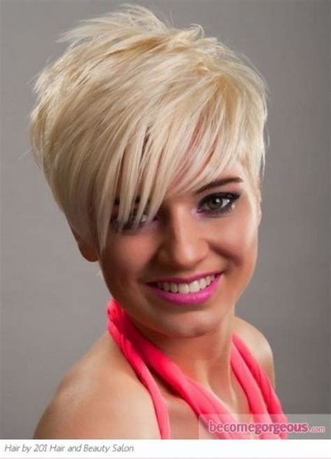 short haircuts with minimum care short choppy funky haircuts 2015 2016 hair pinterest