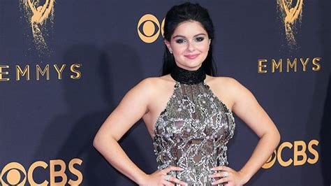 revealing emmys dresses   time ariel winter