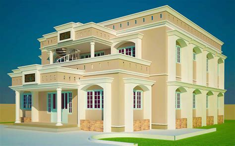 building plan for 3 bedroom house house plans ghana 3 4 5 6 bedroom house plans in ghana