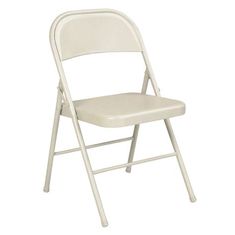 Steel Folding Chair by Cosco Home And Office Steel Folding Chair Set Of 4