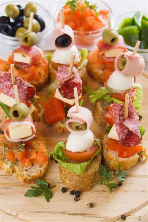 aperitivi fatti in casa buffet di matrimonio fatto in casa risparmiare di