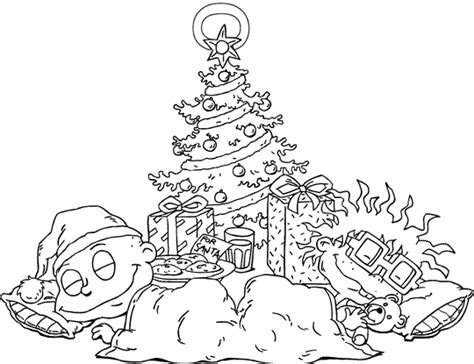 rugrats halloween coloring pages the rugrats activity page