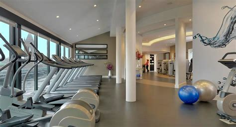 hotel gym layout the best hotel gyms in boston boston magazine