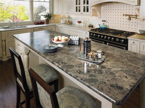 granite countertop edges kitchen with affordable