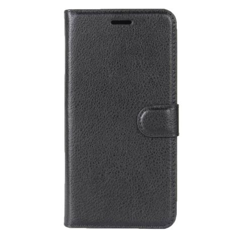 Asus Zenfone 4 Max Pro Leather Flipcover Flipcase Casing Kulit for asus zenfone 4 max zc554kl litchi texture horizontal flip leather with holder card