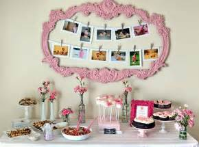 Shabby Chic Shams by 17 Best Birthday Party Ideas For Girls Kidsomania