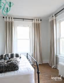 bedroom curtains and drapes ideas decor and improve the look of your bedroom with the help of curtains ward log homes