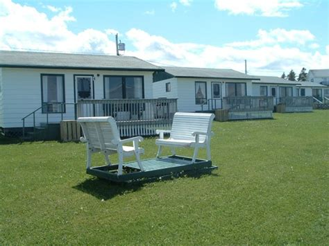 Grians View Cottages And Units by Chalet Grand Pre Cottages