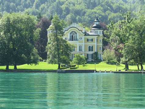 lake side houses lakeside landscapes and villages upper austria s attersee i do not despair
