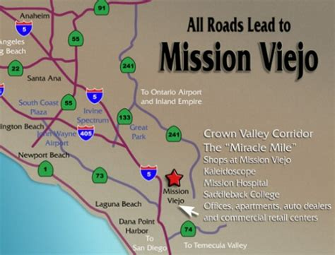 california map mission viejo mission viejo real estate information century 21 orange
