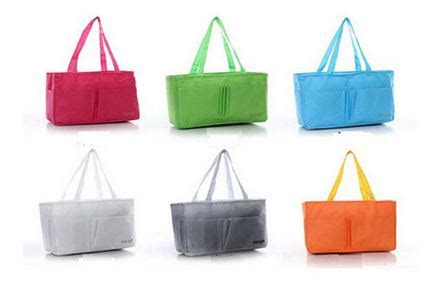 54% off one v cool double layered bag for mummies deals