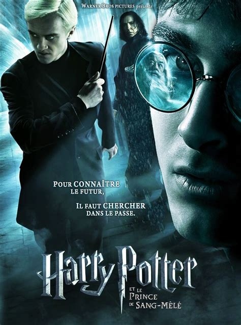 voir film enigma harry potter and the half blood prince movie poster
