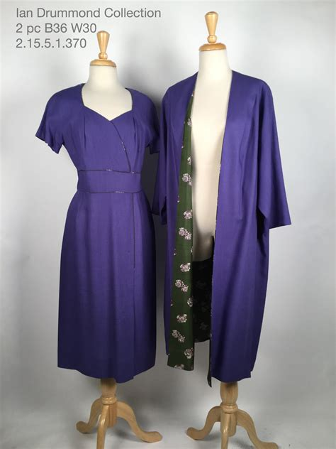 ian drummond collection 1950s vintage clothing rentals