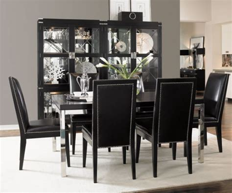 dining room ideas 2013 elegant black white dining room ideas 6210 house