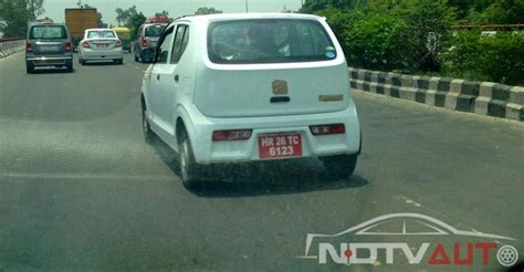 What Does Suzuki In Japanese Japanese Suzuki Alto Spotted Testing In India Ndtv