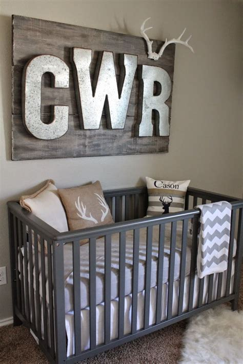 Most Viewed Nurseries Of 2015 Popular The Rustic And Nursery Decor For Boys