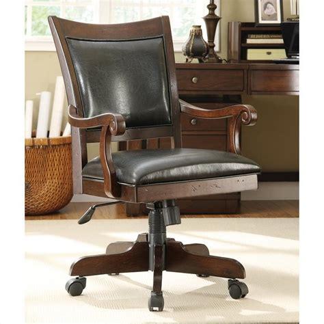 riverside office furniture riverside furniture castlewood desk office chair in warm