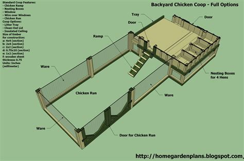blueprints to build a house building a chook house plans