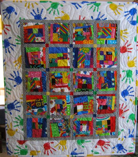 Mile A Minute Quilt by Inch By Inch Quilting Mile A Minute Baby Quilts