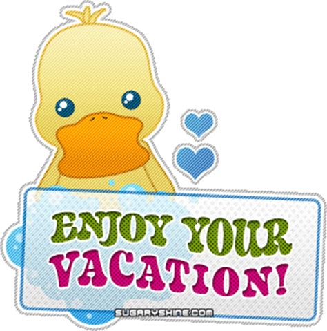 Hope You Enjoy Your Vacation Quotes