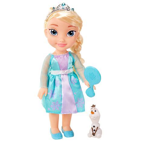 frozen doll images b m frozen toddler doll elsa 2961671 b m