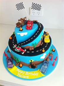 kuchen auto cars 2 birthday cake cakecentral