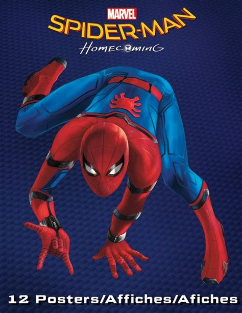 Power Rangers Wall Stickers poster book spider man homecoming
