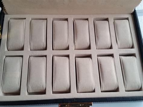 carpisa porta orologi vendute due scatole porta orologi carpisa ordex