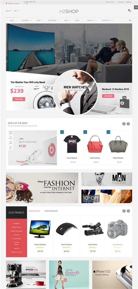 themes for design and technology 30 best magento technology digital and electronics