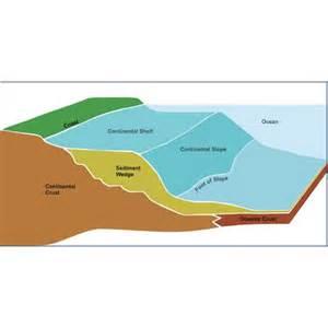 floor topography and features of the floor