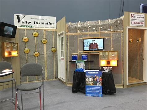 cincinnati home and garden show valley insulation llc
