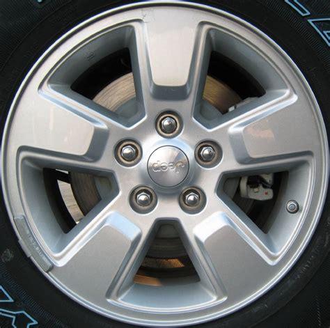 jeep liberty sr oem wheel lbtrmaa oem original alloy wheel