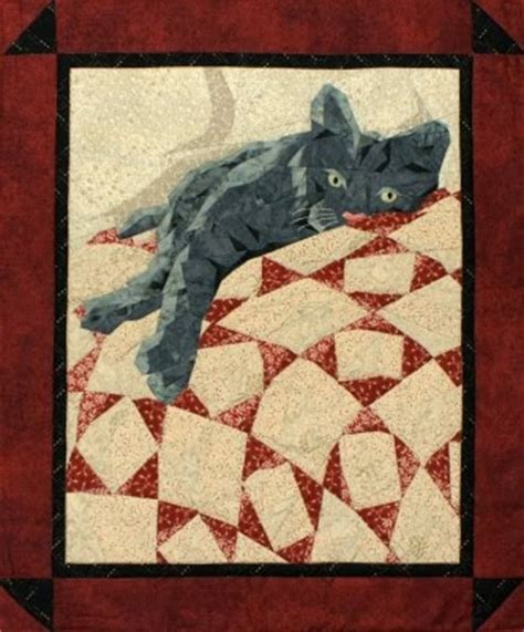 Quilting Cats by Quilt Inspiration The Best Of Cat Quilts Part Three