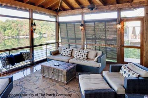 10 Screen Porch Designs Factors to Know