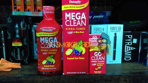Mega Clean Detox by Detoxify Mega Clean Go Clean Smoke Shop Kc