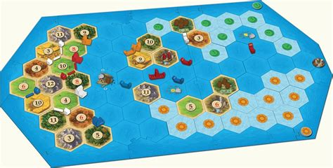 Catan Explorers And Expansion Board catan explorers expansion catan