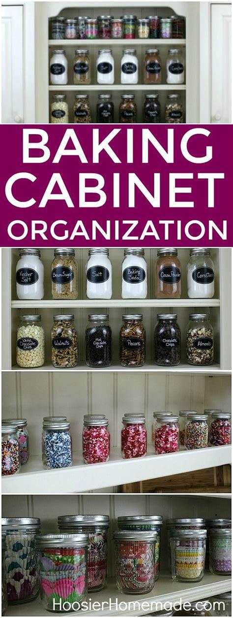 baking cabinet organization baking cabinet organization baking supplies organizing