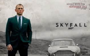 James Bond Skyfall 007 Wallpapers [2012]