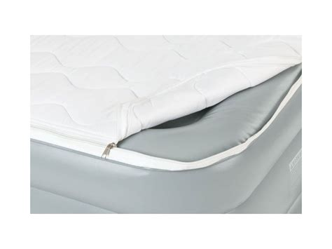 coleman high pillowtop quickbed air bed built