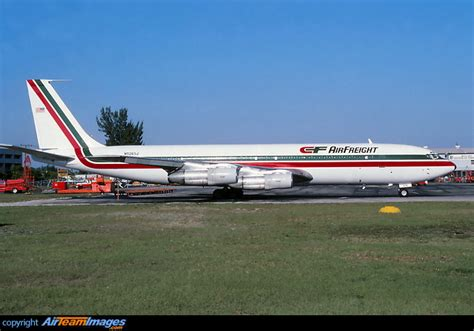 boeing 707 338c n526sj aircraft pictures photos airteamimages