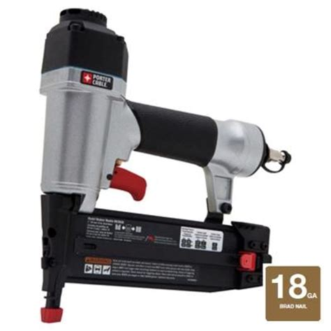 porter cable 18 pneumatic brad nailer bn200sb the